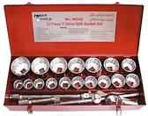 "95521 - 21 PC. 3/4"" DR. METRIC SOCKET SET"