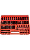 "97274 - 74 Piece 1/4"" Dr. Standard Deep Universal Impact Socket Set"