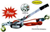 HPW211 - 2 Ton Webbing Power Puller