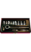 KS314M - 12 Piece Metric Infinity Socket Set