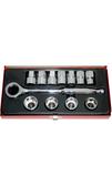 KS412M - Gearless Infinity Socket Set