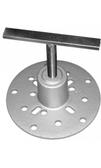 TA09 - Multi-Hole Flange Pull Plate