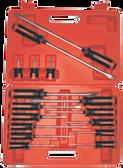 16Pc. Tang Thru S2 Steel Screwdriver Set - S78016