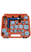 2372 - 18Pc Pneumatic Rear Disc Caliper Tool Set