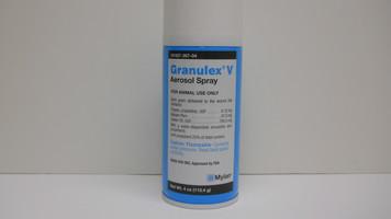 Granulex V Aerosol Spray