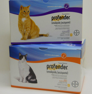 Profender Topical Solution
