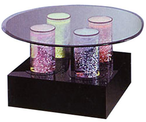 TR-604 Aqua Cocktail Table