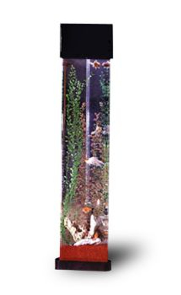 T-1200 Triangle AquaTower Aquarium