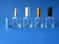 Bottle Atomizers - Oval Cross Section -.30oz (9mL)