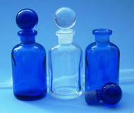 (1) Apothecary Bottle - 1/2oz (15ml)