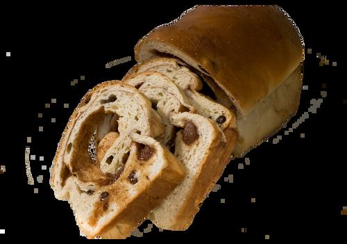 Cinnamon Raisin Challah Bread