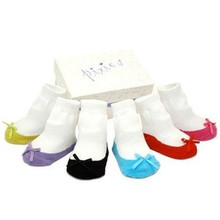 Trumpette  Pixies Bright Baby Shoe Socks