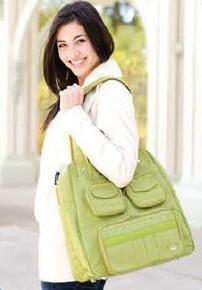 Lug Puddle Jumper Gym Bag / Overnight / Diaper Bag