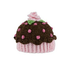 San Diego Hat BROWN CUPCAKE Soft Cap 0-6M,6-12,1-2T