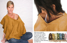 L'oved Loved Baby 4-in-1 Nursing Shawl Breastfeeding Cover