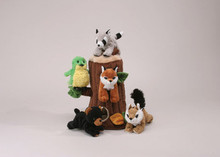 Unipak Plush Toy - TREE HOUSE