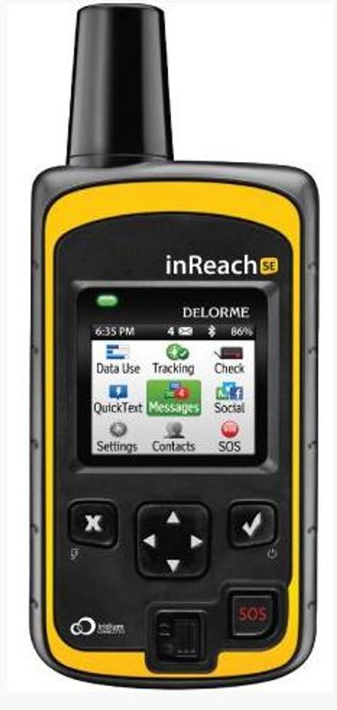 Delorme inReach SE Satellite Communicator