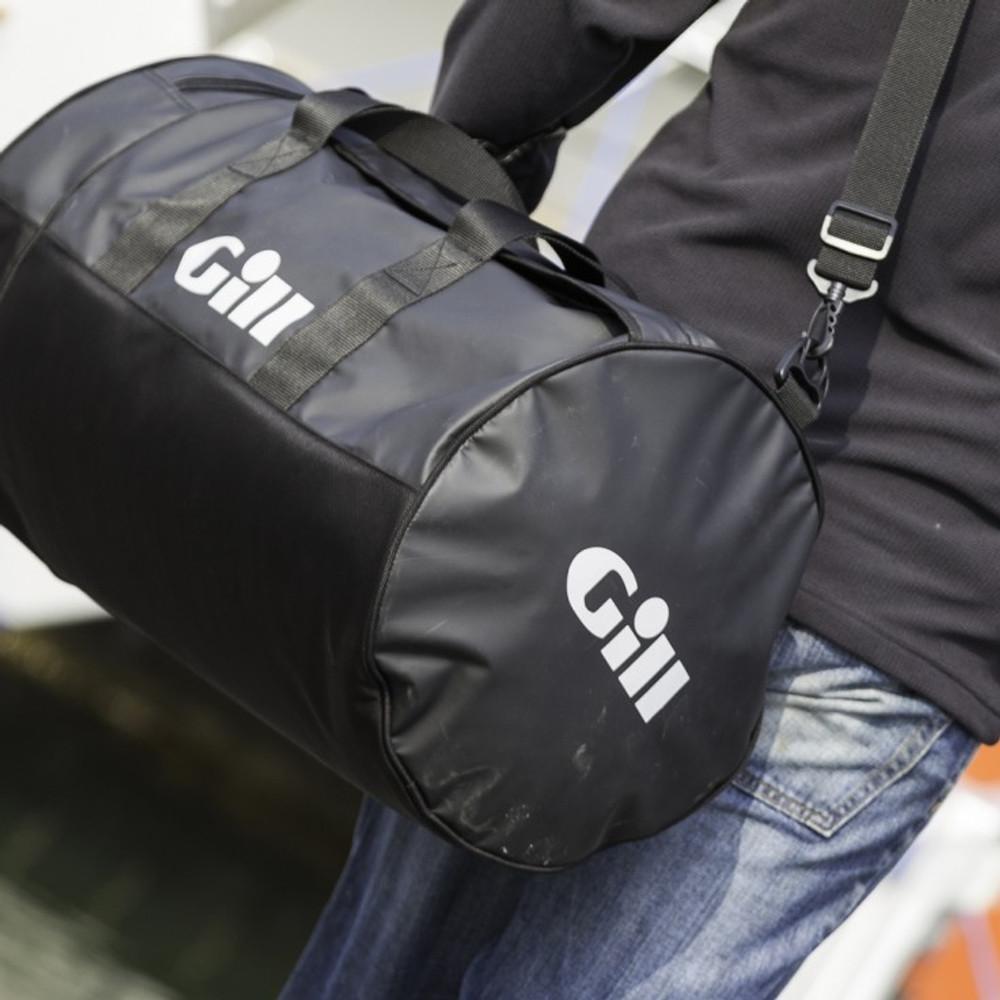 Gill Tarp Barrel Bag