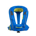 Spinlock Deckvest Cento Junior PFD Life Jacket - Pacific Blue