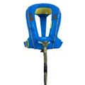 Spinlock Cento Junior Pacific Blue with front loop detail