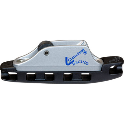 Clamcleat Aero Cleat with C236MK1 Racing Junior with Roller Fairlead
