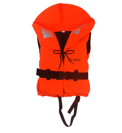 Stormy Child Foam Life Jackets (Sizes from 15-40kg)