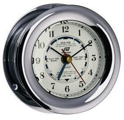 "Plastimo 4"" Time & Tide Sealed Chrome"