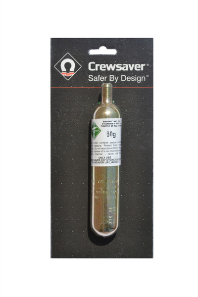 Crewsaver Automatic CO2 Cylinders - 30g/38g/60g