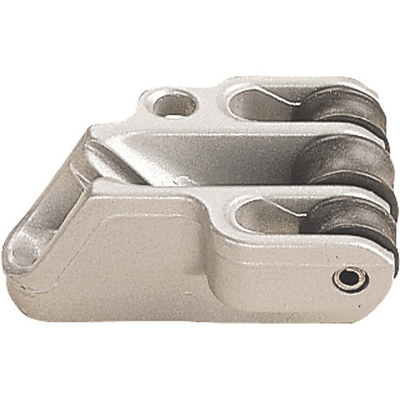 Clamcleat Compact Twin Sheave Cleat