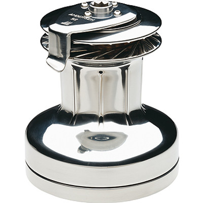 Andersen 52ST Winch, 2-Speed, Full Stainless (RA2052010000)