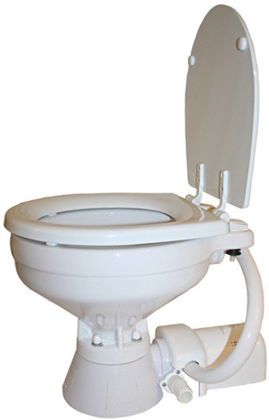 RWB Jabsco Premium Electric Toilets Series 37010 12v/24v