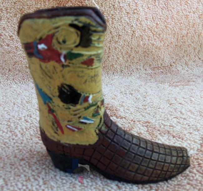 D808074E- Western Cowboy Boot