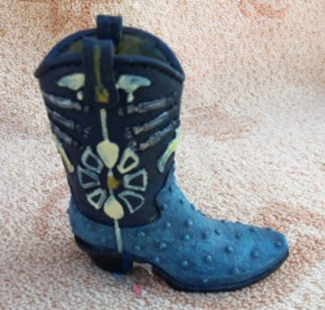D74956 - Western Cowboy Boot