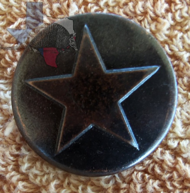 Western Decorative Star Upholstery Tacks & Nails (ORB)