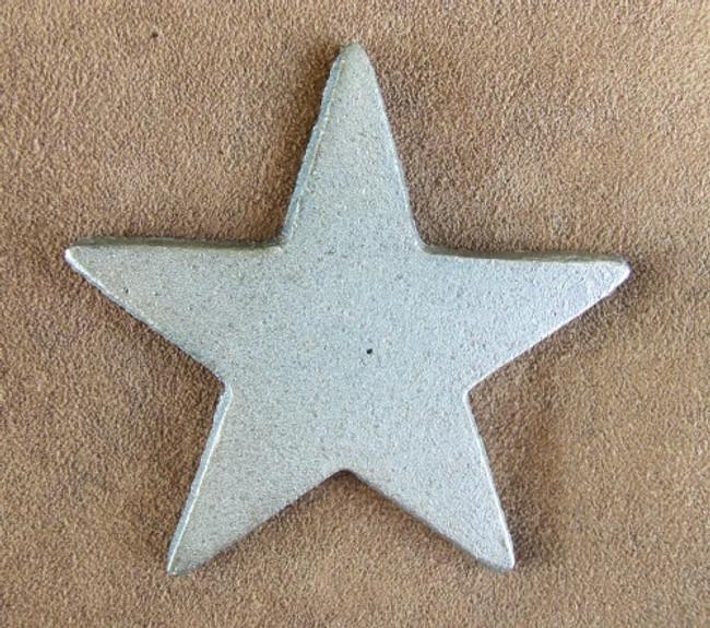 Cast Iron Flat Star.