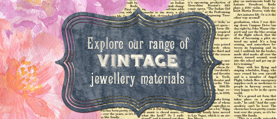 Click on the image for our full range of Vintage Findings