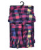 6pc Pack Women's Polyester Fleece Plaid Winter Set WSET8010