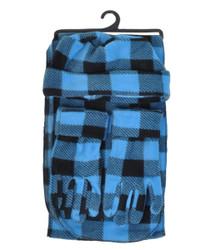 6 Pack Women's Polyester Fleece Plaid Winter Set WSET8020