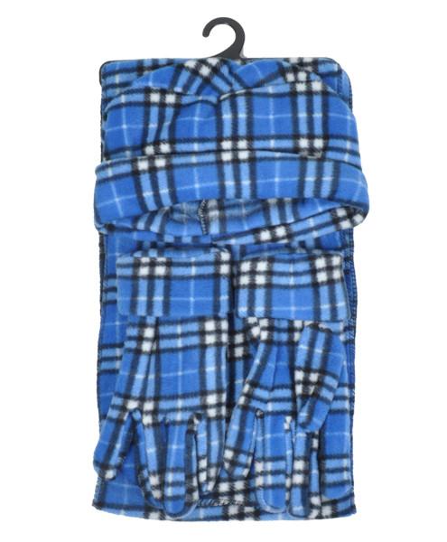 6 Pack Women's Polyester Fleece Pliad Winter Set WSET8030