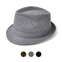 6pc Fedora Hat HT0301