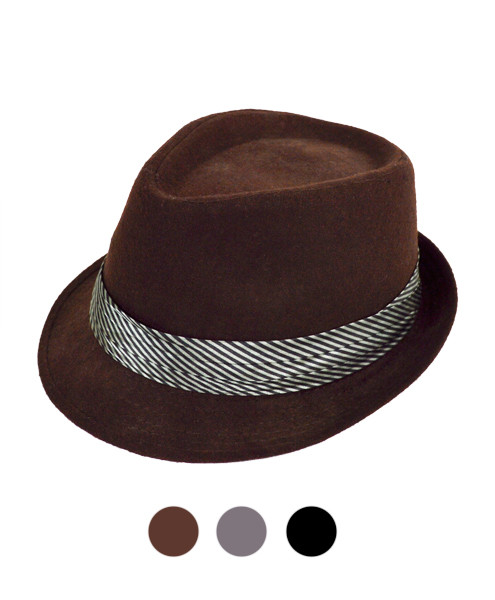 Fedora Hat 6pc HT0379