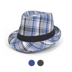 6pc Fedora Hats H120742