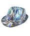 6pc Sequin Fedora Hat H10246580