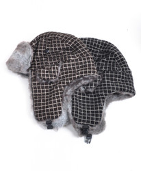 6pc Trapper Aviator Hat HT0328