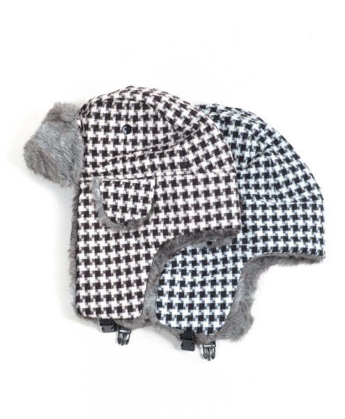 6pc Trapper Aviator Hat HT0329