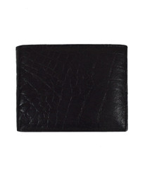 Bi-Fold Genuine Leather Wallet MLCR2446BK