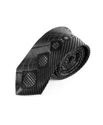 "Microfiber Poly Woven Slim Panel Tie 2.25"" MPWS5431"