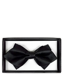 Diamond Tip Banded Bow Tie DBB3030-45