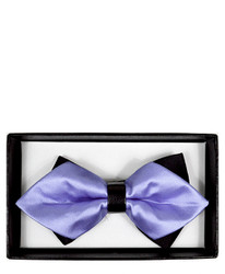 Diamond Tip Banded Bow Tie DBB3030-48