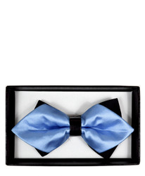 Diamond Tip Banded Bow Tie DBB3030-56